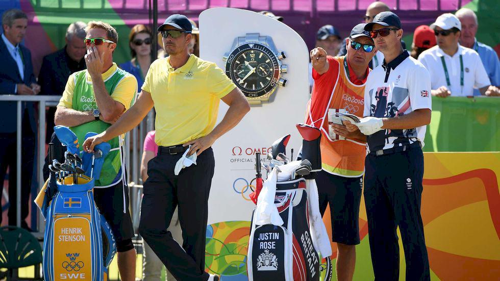 OS-silver till Stenson efter stort drama