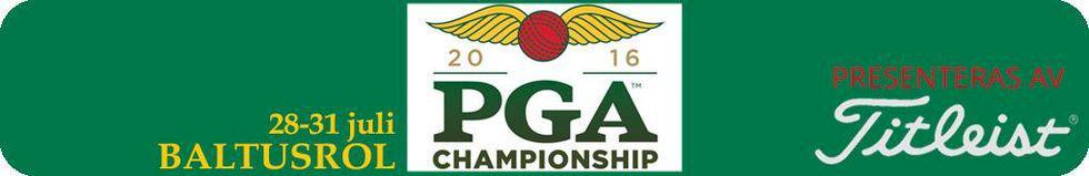 Walker vinnare av PGA Championship