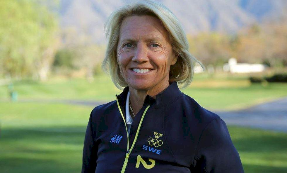 Julia Engström direkt från US Open till SM Klubblag