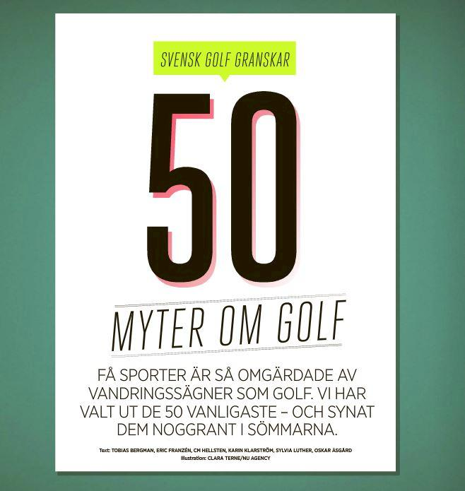 Titta – golf är ju inte alls en dyr sport!