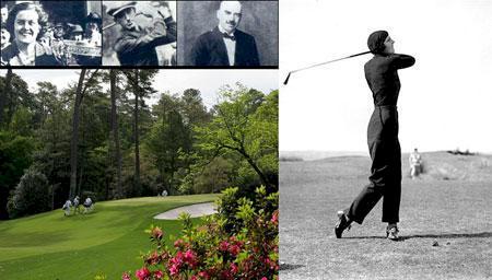 Det här är golfens historia